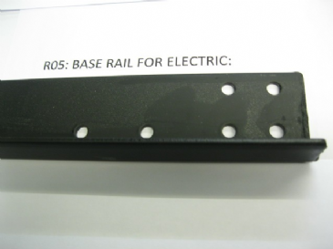 R05 - Base Rail for Electric recliners only